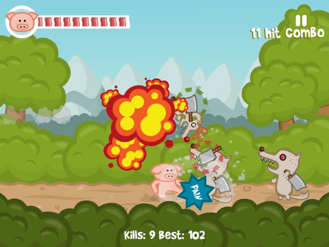 Iron Snout – bacon fighter screenshot 6