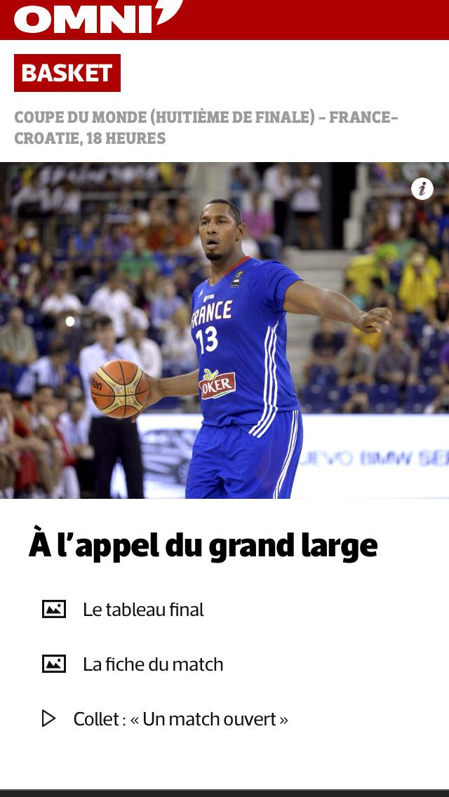 MyL'Équipe - Votre journal, mais en numérique ! screenshot 5