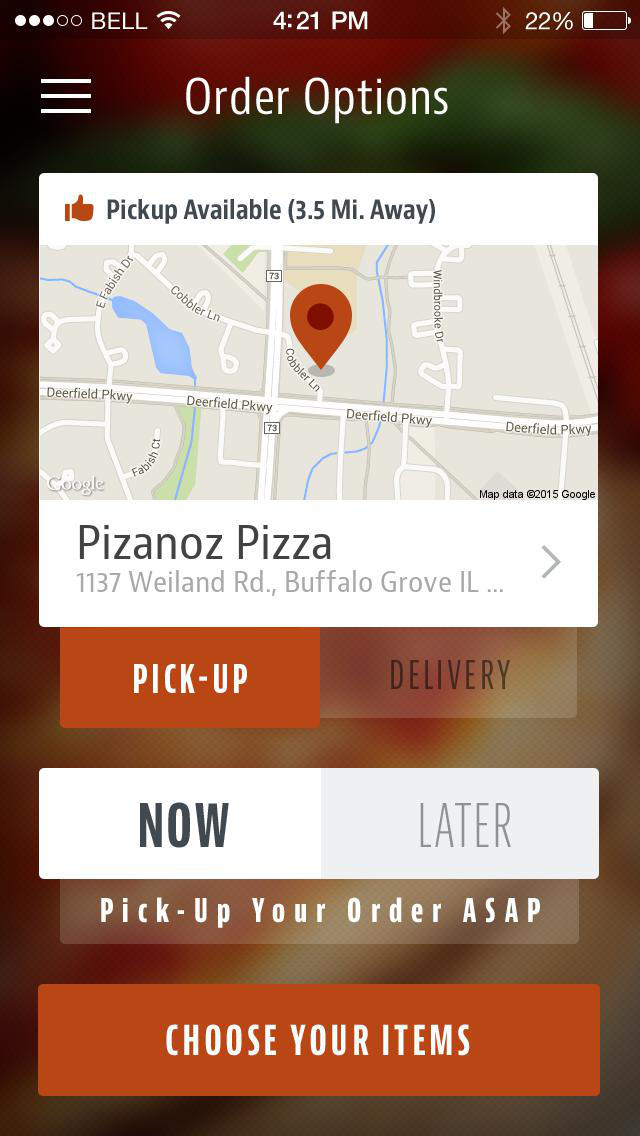 PizanozPizza screenshot 2