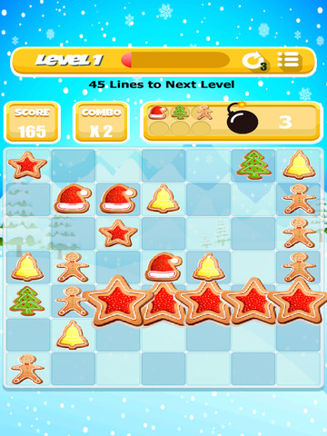 Christmas Cookie Match Game screenshot 6