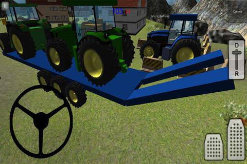 Tractor Transporter 3D - náhled