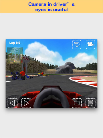 Robo Kart Racing FREE screenshot 9