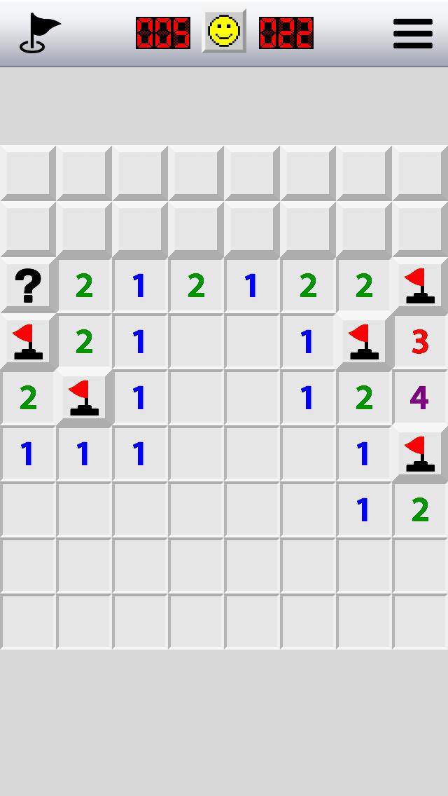 Minesweepеr screenshot 1