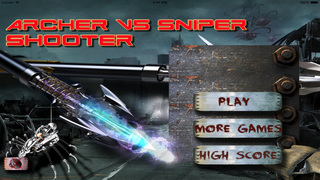Archer Vs Sniper Shooter PRO : Bow And Arrow Game screenshot 5