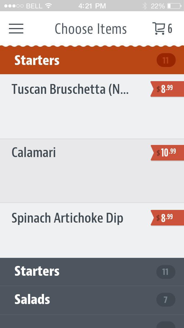 Tuscan Slice screenshot 3