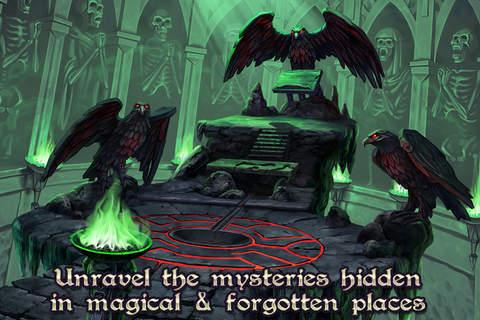Bathory - The Bloody Countess: Hidden Object Adven - náhled