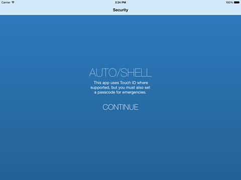 Auto/Shell screenshot 6