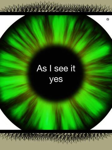 Mystical Eyeball + screenshot 5
