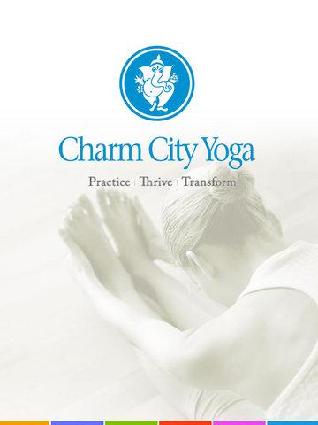 Charm City Yoga screenshot #3