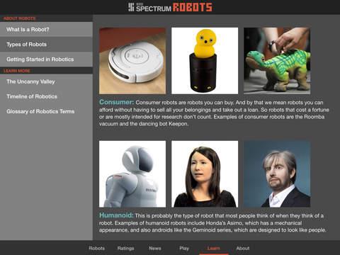 Robots Guide screenshot 12
