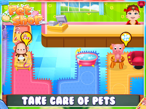 Pet Shop Game screenshot 4