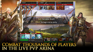 Heroes of Camelot screenshot 5
