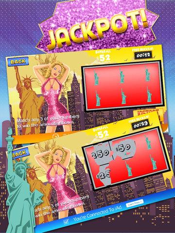 Ace Lotto Scratchers PRO - World Tour Lottery Scratch-Off screenshot 9