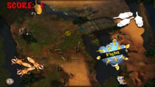 Free Wolf Game Wolf Rage screenshot 3