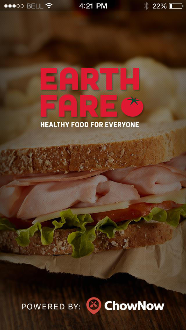 Earth Fare To Go screenshot 1