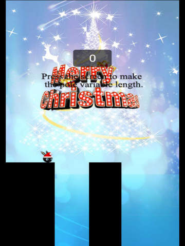 Stick Hero Xmas -- Christmas Edition Fiery Release With Best Friends screenshot 10