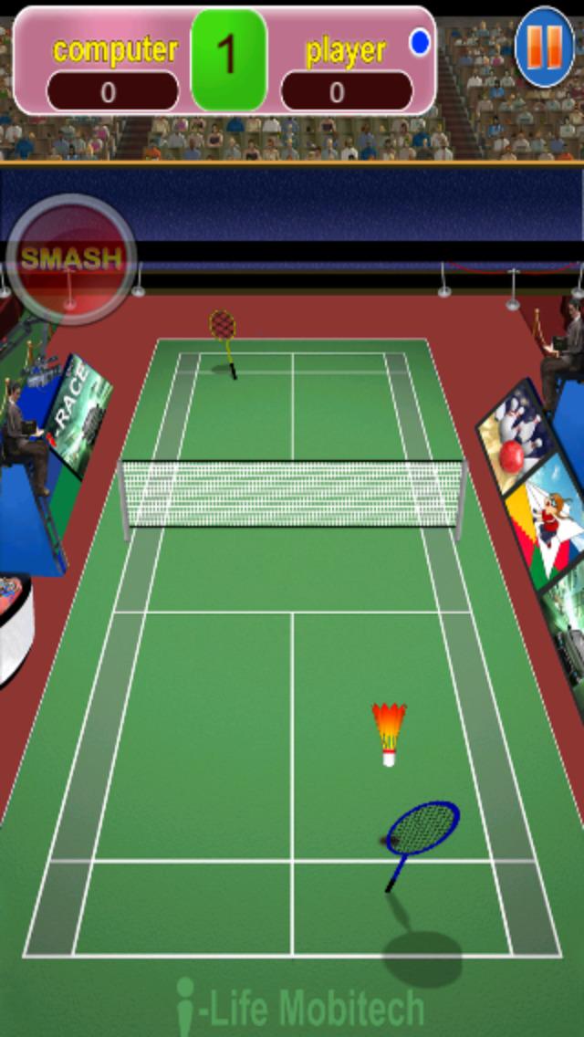 Badminton Club screenshot 3