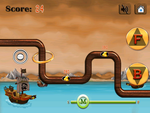 Free Pirate Game Treasure Gold Hunt Challenge screenshot 7