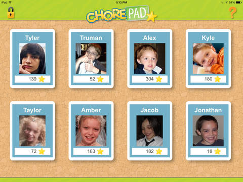 Chore Pad: Chores & Rewards, Beautifully Themed screenshot 6