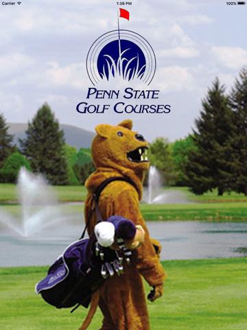 Penn State Golf Courses screenshot 6