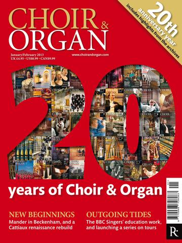 Choir & Organ - the world's best choral and organ magazine screenshot 2