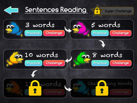 Dyslexia Reading HD screenshot 2