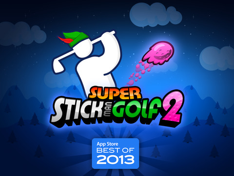 Super Stickman Golf 2 image #1