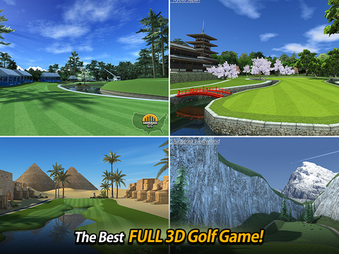 Golf Star™ screenshot 10