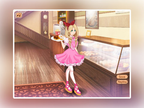 Maid Cafe Dress Up screenshot 9