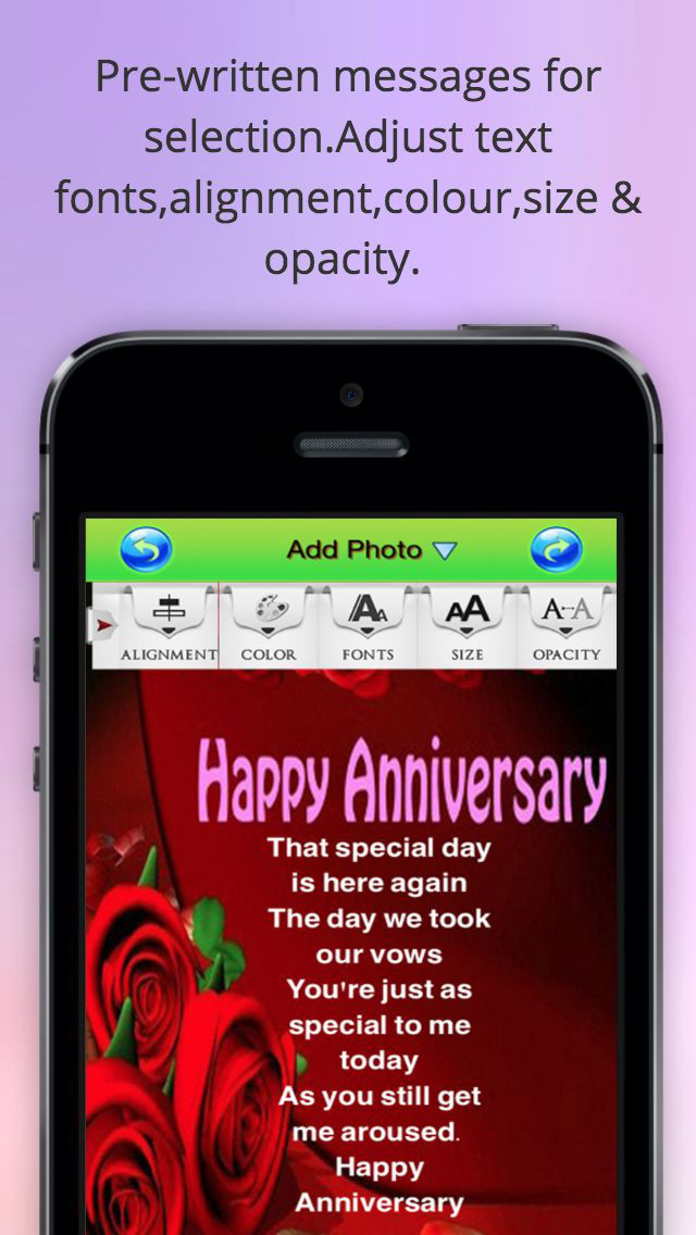 Best Anniversary Ecards.Happy Anniversary Greeting Cards screenshot 4