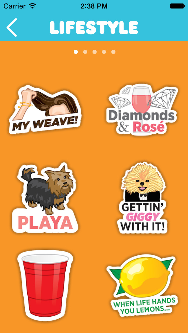 The Real Housewives Stickermojis screenshot 3
