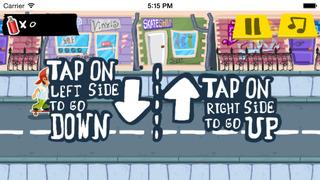 Skater Dude - Racers Game screenshot 2