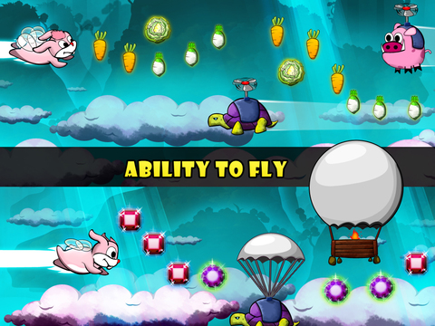 Ninja Rabbit Adventures screenshot 7