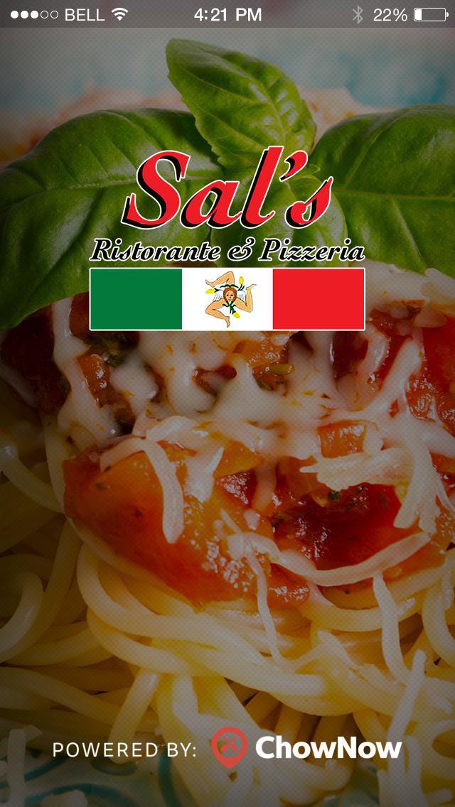 Sal's Ristorante & Pizzeria screenshot 1