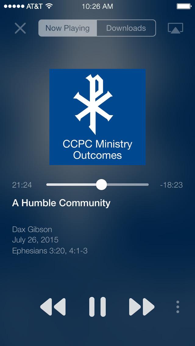 Christ Community Pres. Church screenshot 3