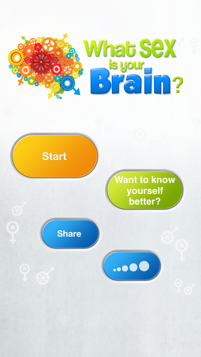 What sex is your brain? screenshot #2