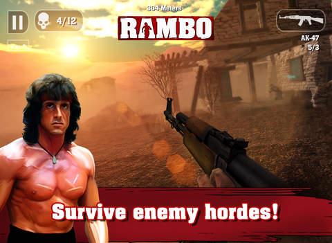 Rambo - The Mobile Game screenshot 7
