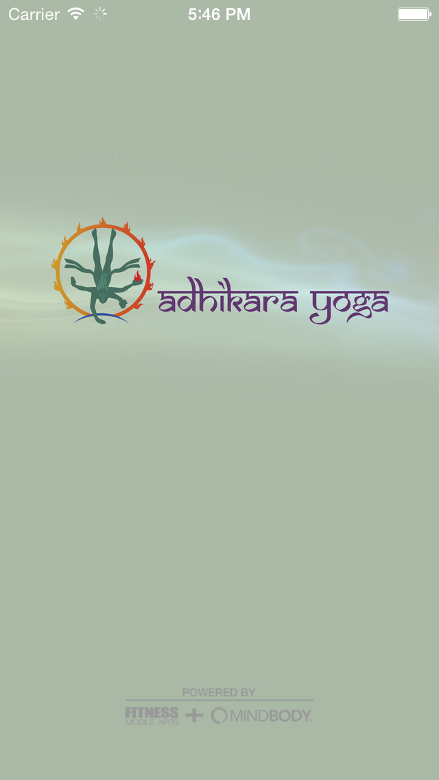 Adhikara Yoga screenshot #1
