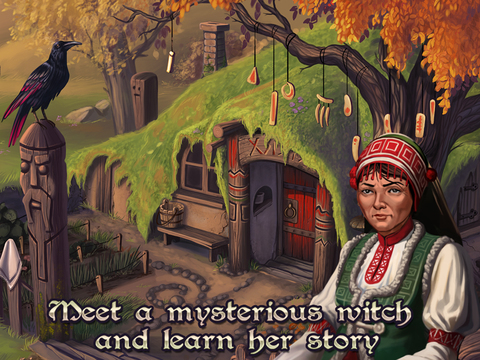 Bathory - The Bloody Countess: Hidden Object Mystery Adventure Game screenshot 9