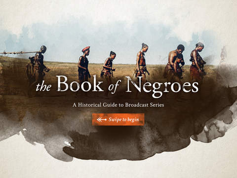 The Book of Negroes Historical Guide screenshot 6