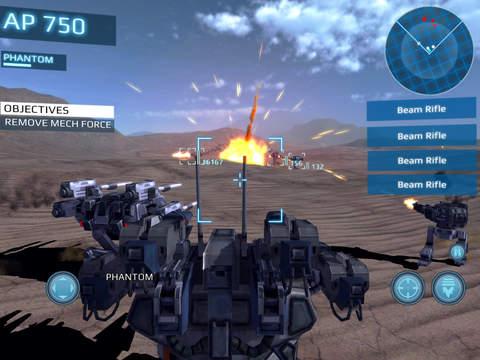 MetalWars3 screenshot 10