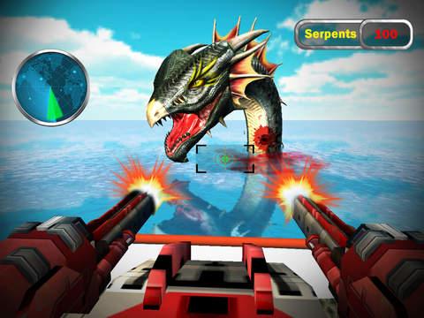 Monster Snake Shooting 3D screenshot 9