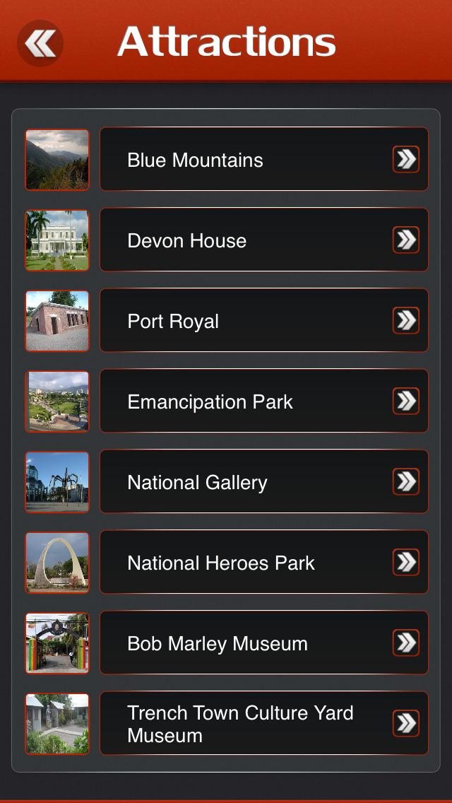 Kingston City Travel Guide screenshot 3
