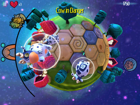 Celleste: Bug Planets screenshot #4