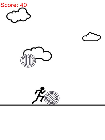 A Stickman On Paper - Raindrop Of Barrel screenshot 6