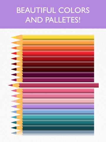Colorfy: Coloring Art Game screenshot 8