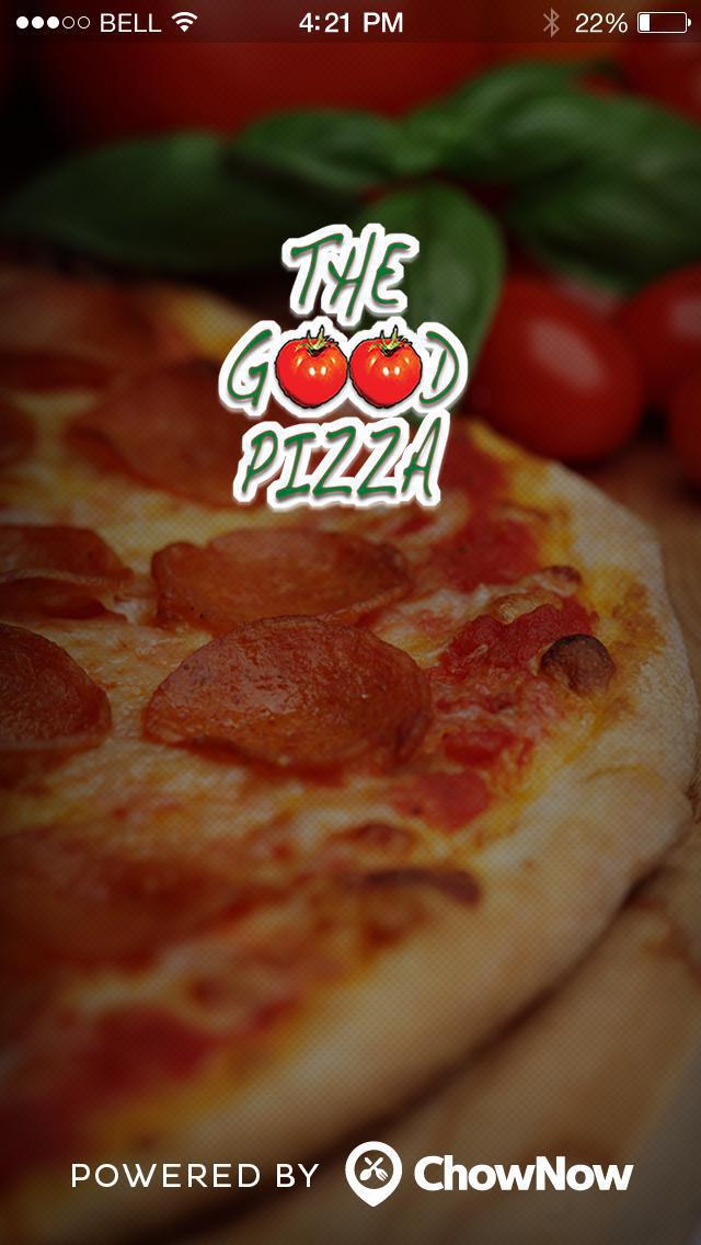 The Good Pizza screenshot 1