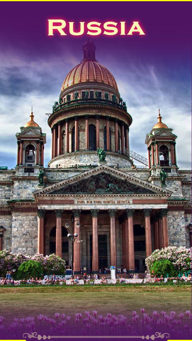 Russia Tourism Guide screenshot 1