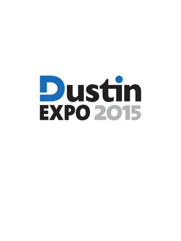 Dustin Expo 2015 screenshot 3