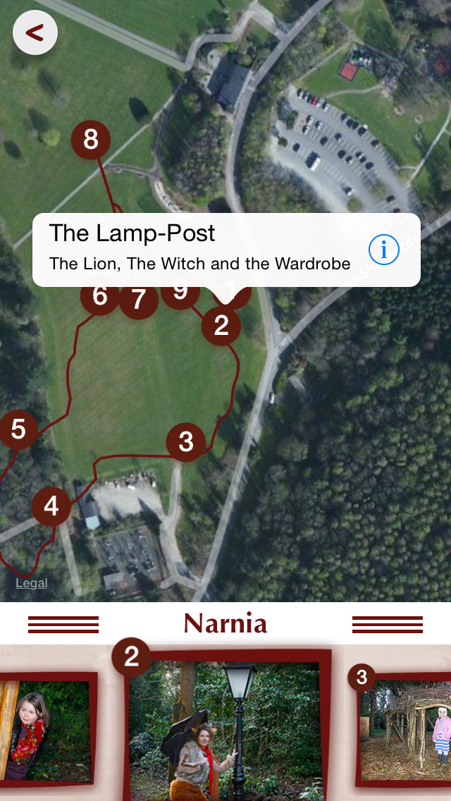 Narnia & Rostrevor screenshot 2
